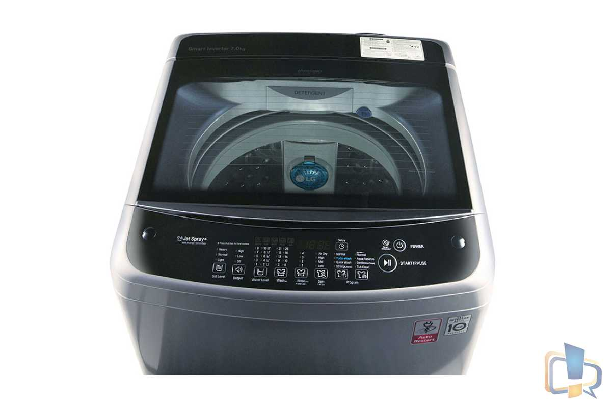 LG 5-Star Washing Machine