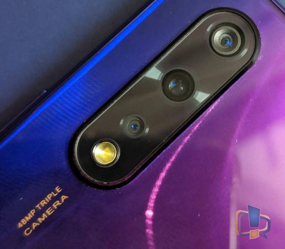 Vivo Z1X Rear Camera