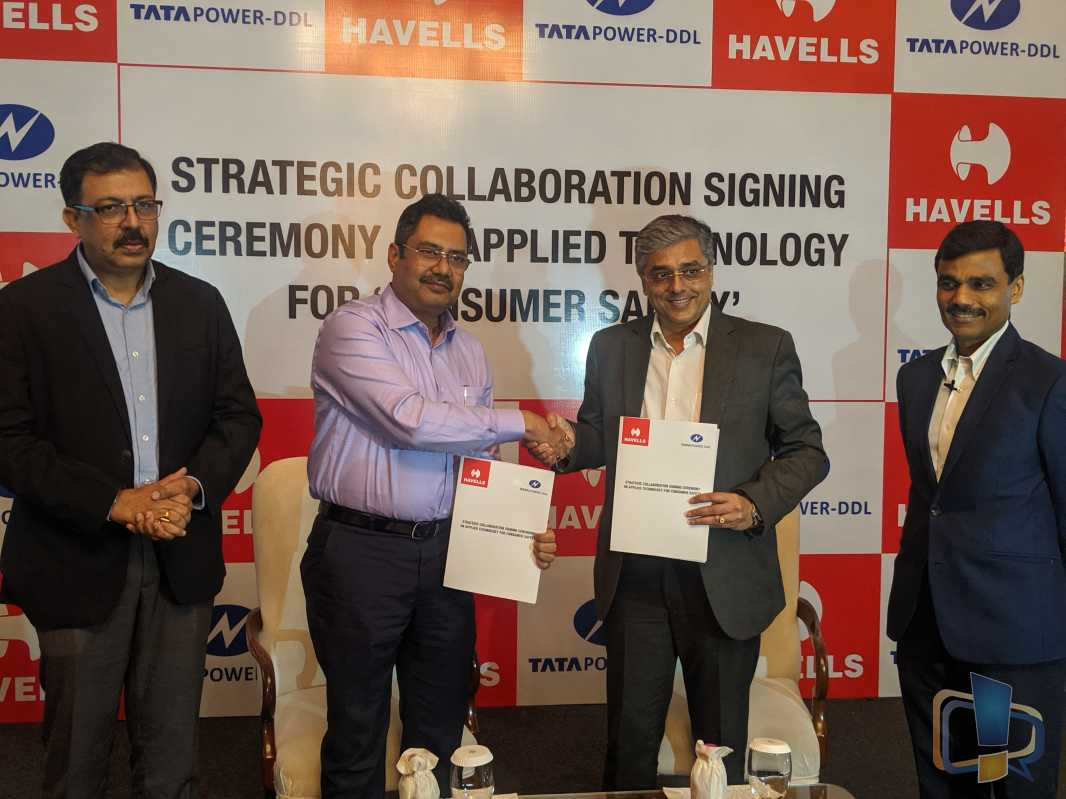 Havells Tatapower Partnership