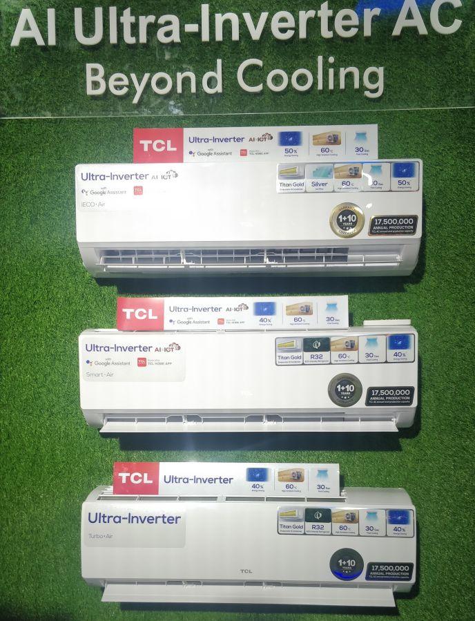 TCL Ultra-Inverter AC