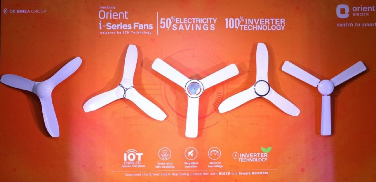 Orient Electric i-Float Review