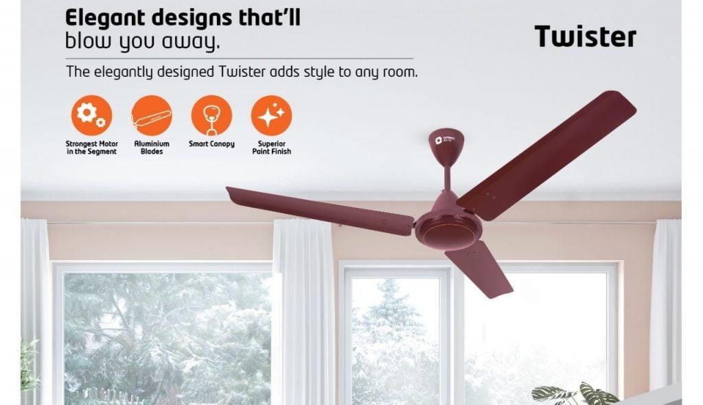Orient Electric Twister Fan