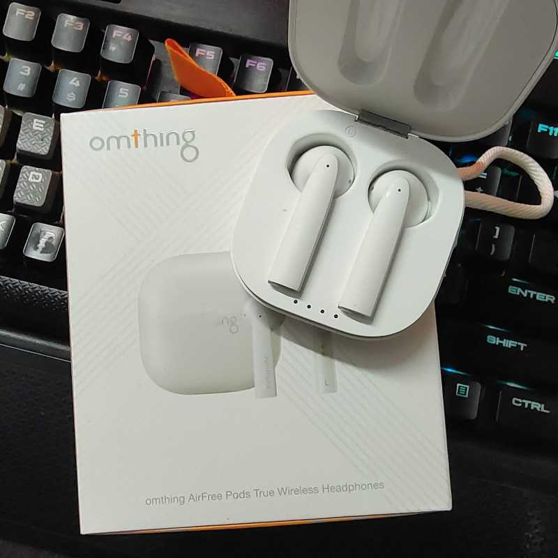 1MORE omthing AirFree Pods First Impression